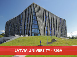 latvia university in riga