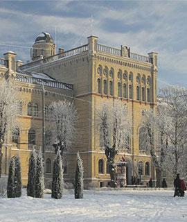 University Latvia