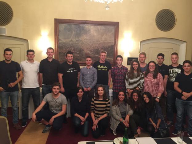 estudiantes semana Brno